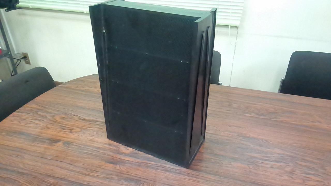 活性炭フィルターケース組立品